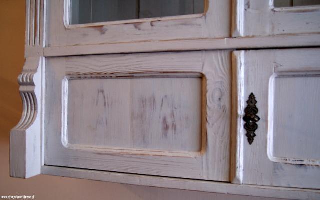 Zupełnie nowe Malowanie & przecieranie & woskowanie mebli | STARYCH MEBLI CZAR DG47